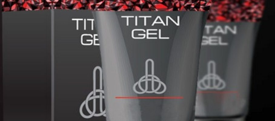 titan gel germany