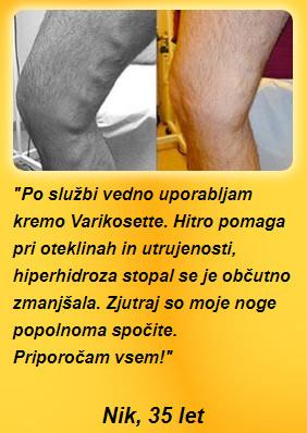 varicosette za sloveniju