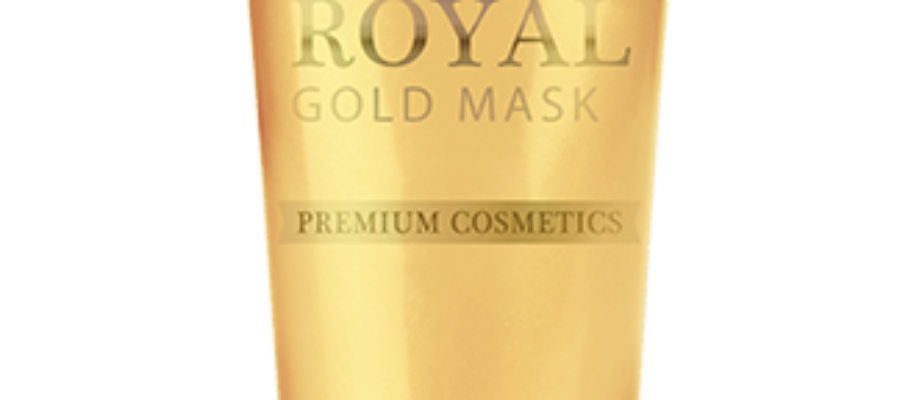 ROYAL Zlatna Maska za lice