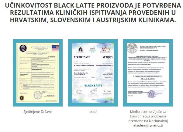 black latte 5