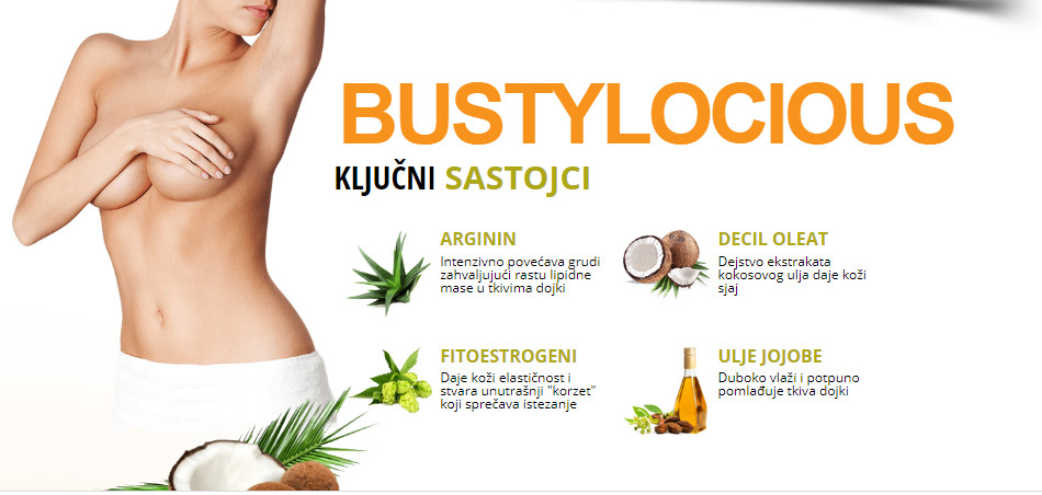 bustylocious11 - Bustylocious krema za povećanje grudi