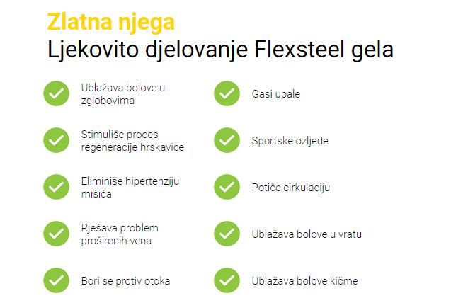 Flexsteel gel gde kupiti Srbija